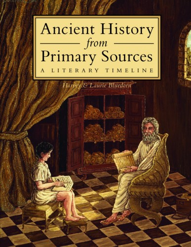 Ancient History from Primary Sources - Cover - Color - 1