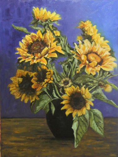 IMG_7091Sunflowers in Black Vase_edited-1