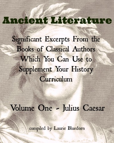 Ancient History Primary Sources Julius Caesar Cover