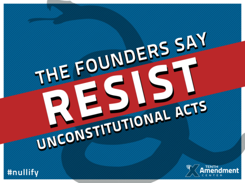 the founders say resist