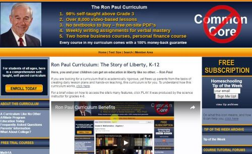 RON-PAUL-CURRICULUM