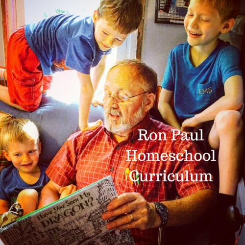 Ron Paul Homeschool Curriculum2